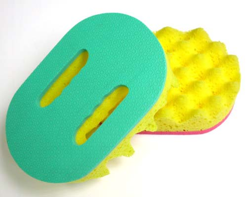 Cleaning Sponge (With Holder)