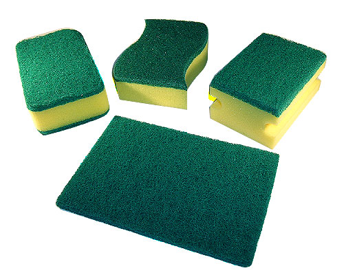 SCS-03 Small Cleaning Sponge