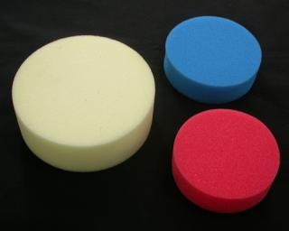 CSS-05 Car Wax Wave-Shaped Sponge
